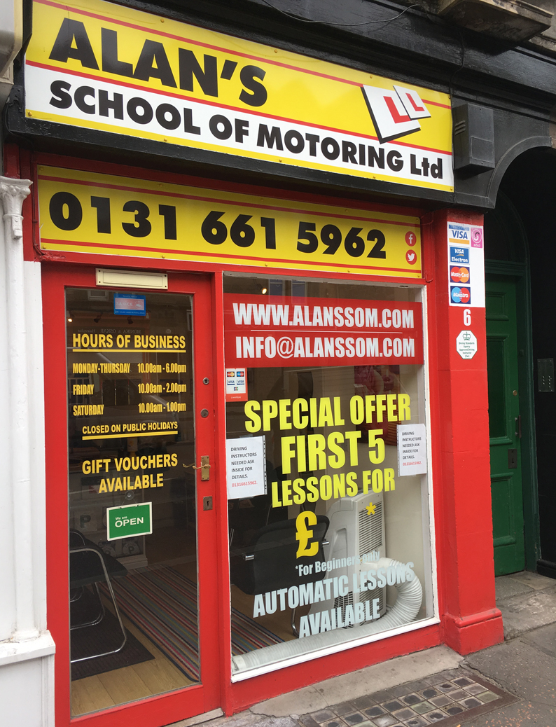 Edinburgh Driving School